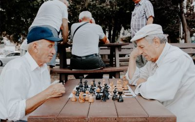 Benefits of Playfulness in Older Adults